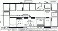 Схема размещения розеток, выключателей и подсветки на кухне2 - Размер 115,04К, Загружен: 5188