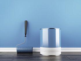 Декоративная краска: модный «наряд» для вашей квартиры