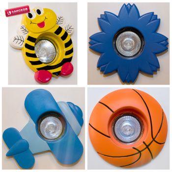 Выбираем светильники для детской в ТК «Ланской»