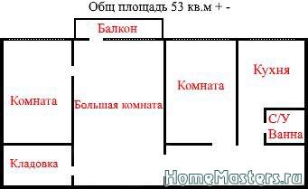 Схематический план - Размер 12,42К, Загружен: 77