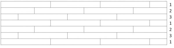 Раскладка ламината - Размер 14,4К, Загружен: 0