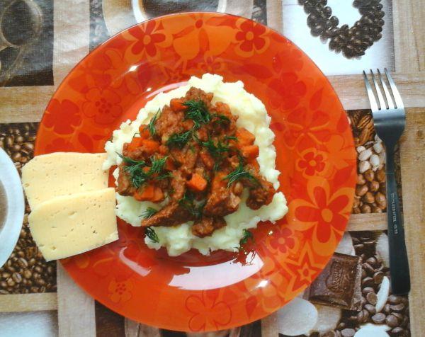 Пюре с говядиной в томатном соке 2 - Размер 622,5К, Загружен: 81