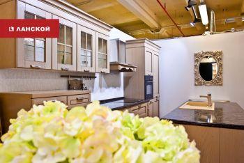 Выбираем кухонный гарнитур в ТК «Ланской»