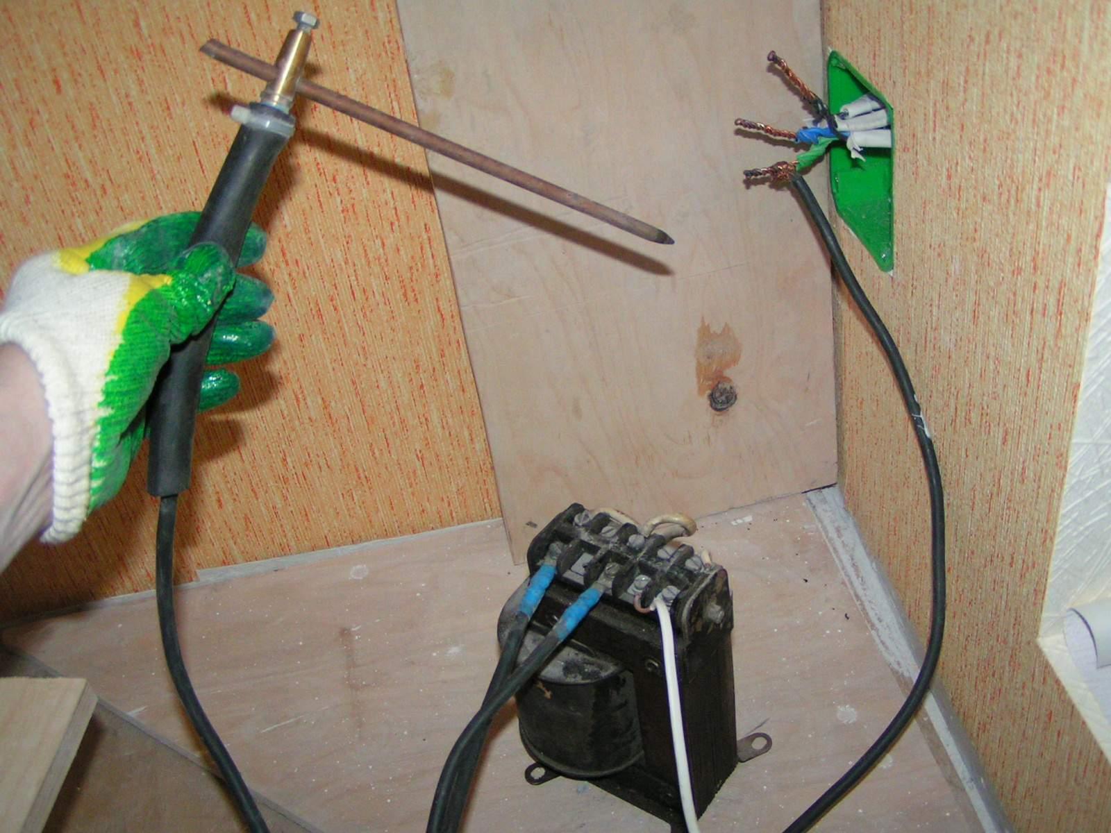 Как сделать обмотку для провода