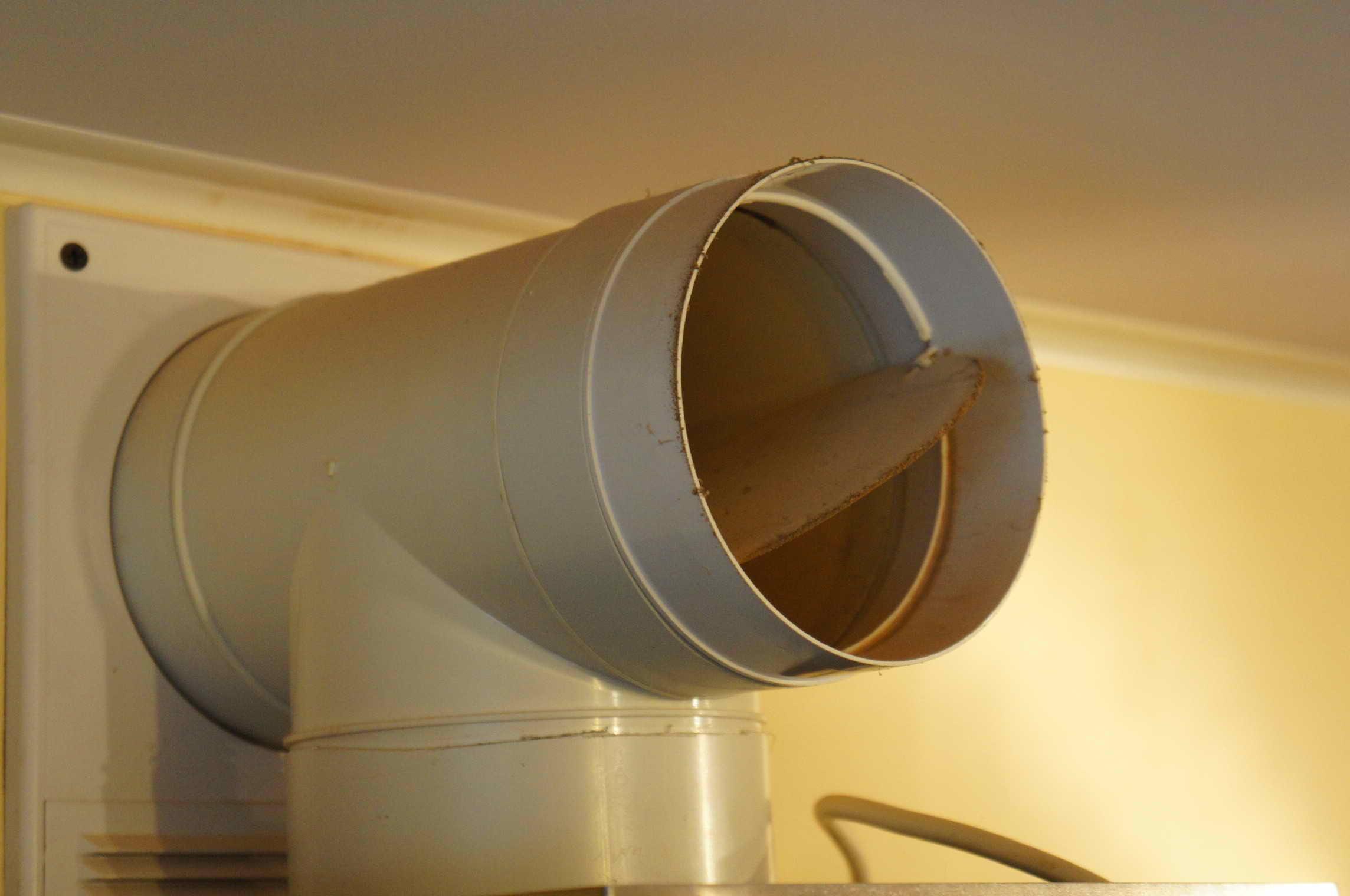 Обратный клапан на вентиляцию в квартире своими руками