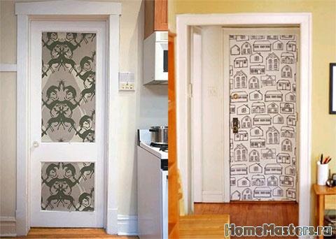 Реставрация старых дверей своими руками