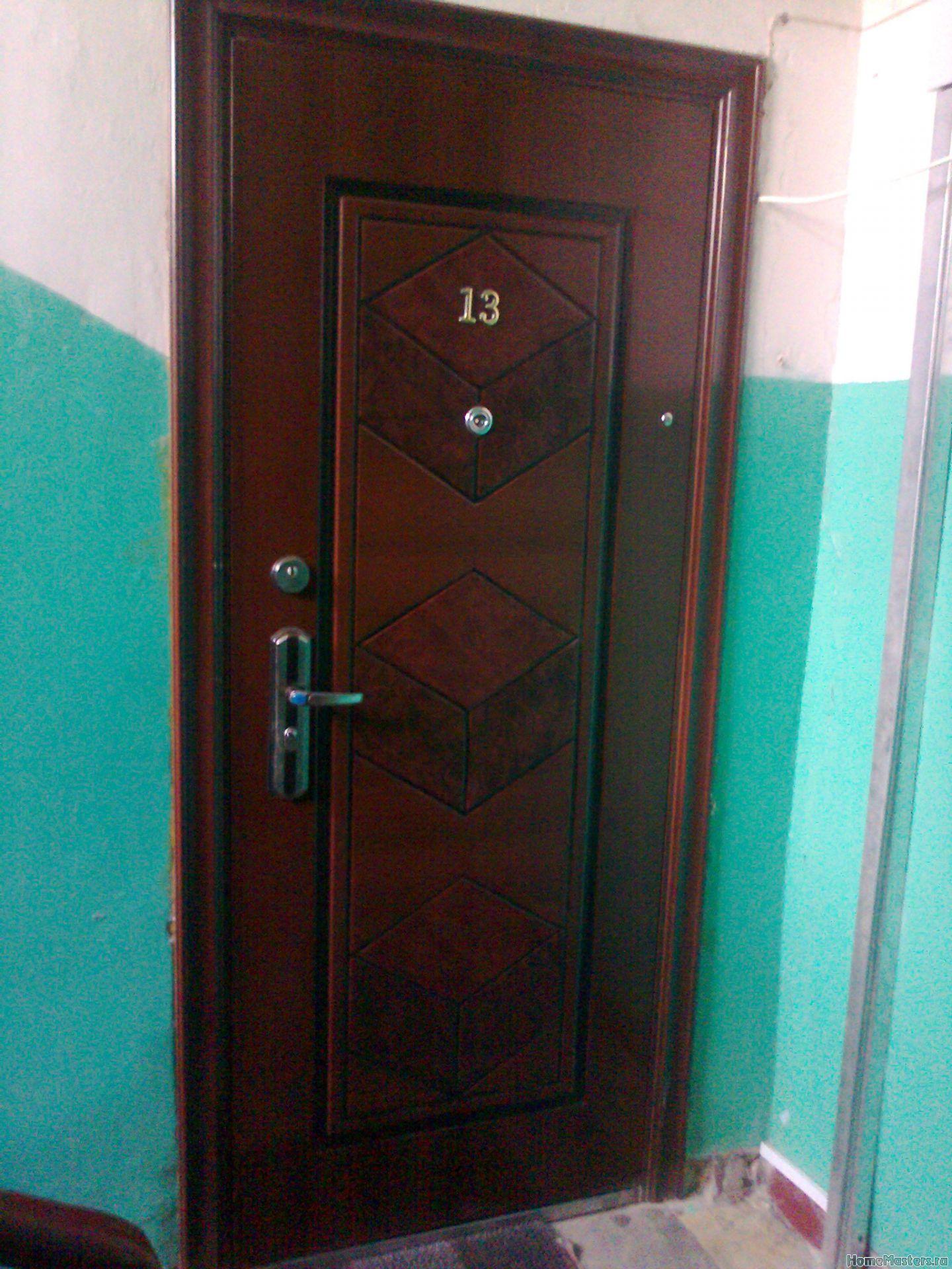 стальные двери школа дизайна