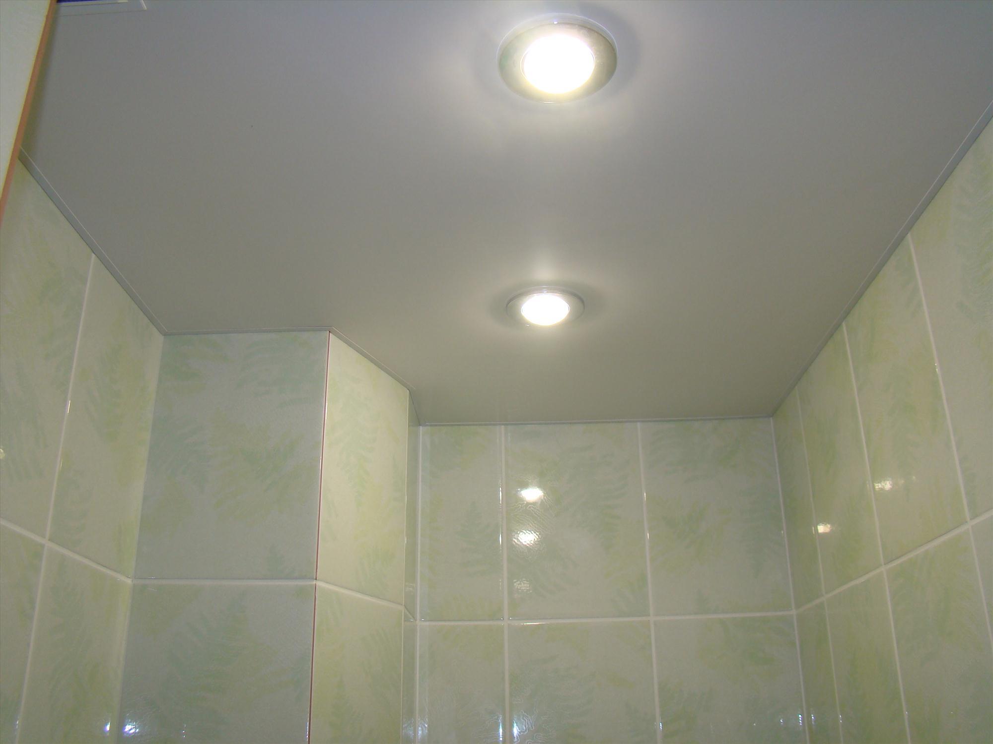 Ремонт туалета пластиковыми панелями: как сделать