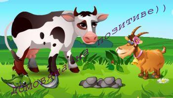 Лаб.работа 2. Общепитовская. Корова и коза.