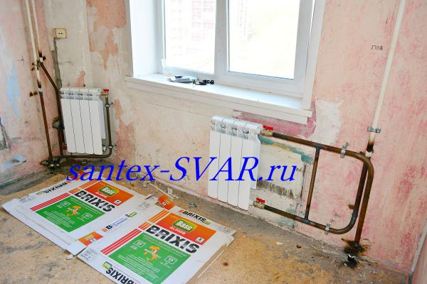 установка радиатора отопления в новосибирске - Размер 580,32К, Загружен: 53