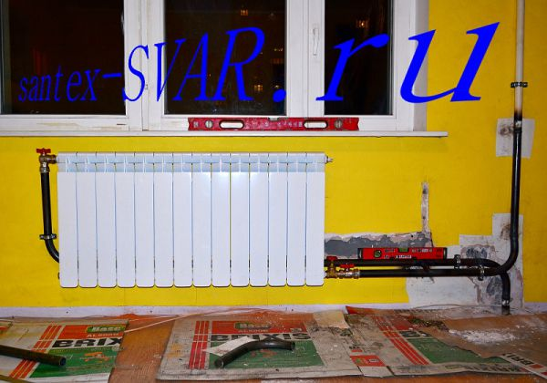 замена радиатора отопления 8 - Размер 362,9К, Загружен: 0