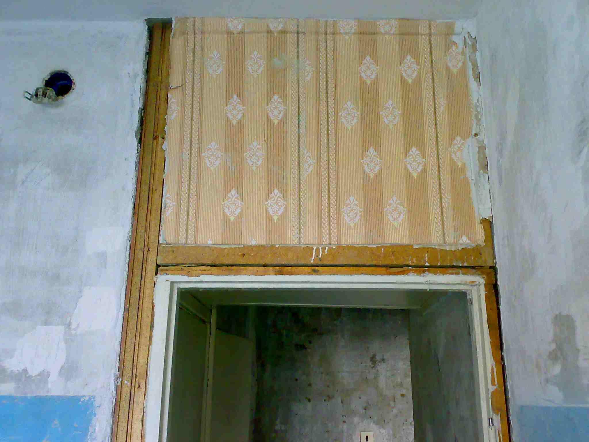 Ремонт дверных проемов своими руками 81