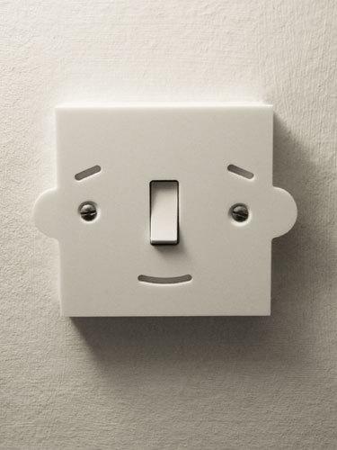 Смешная картинка с выключателем