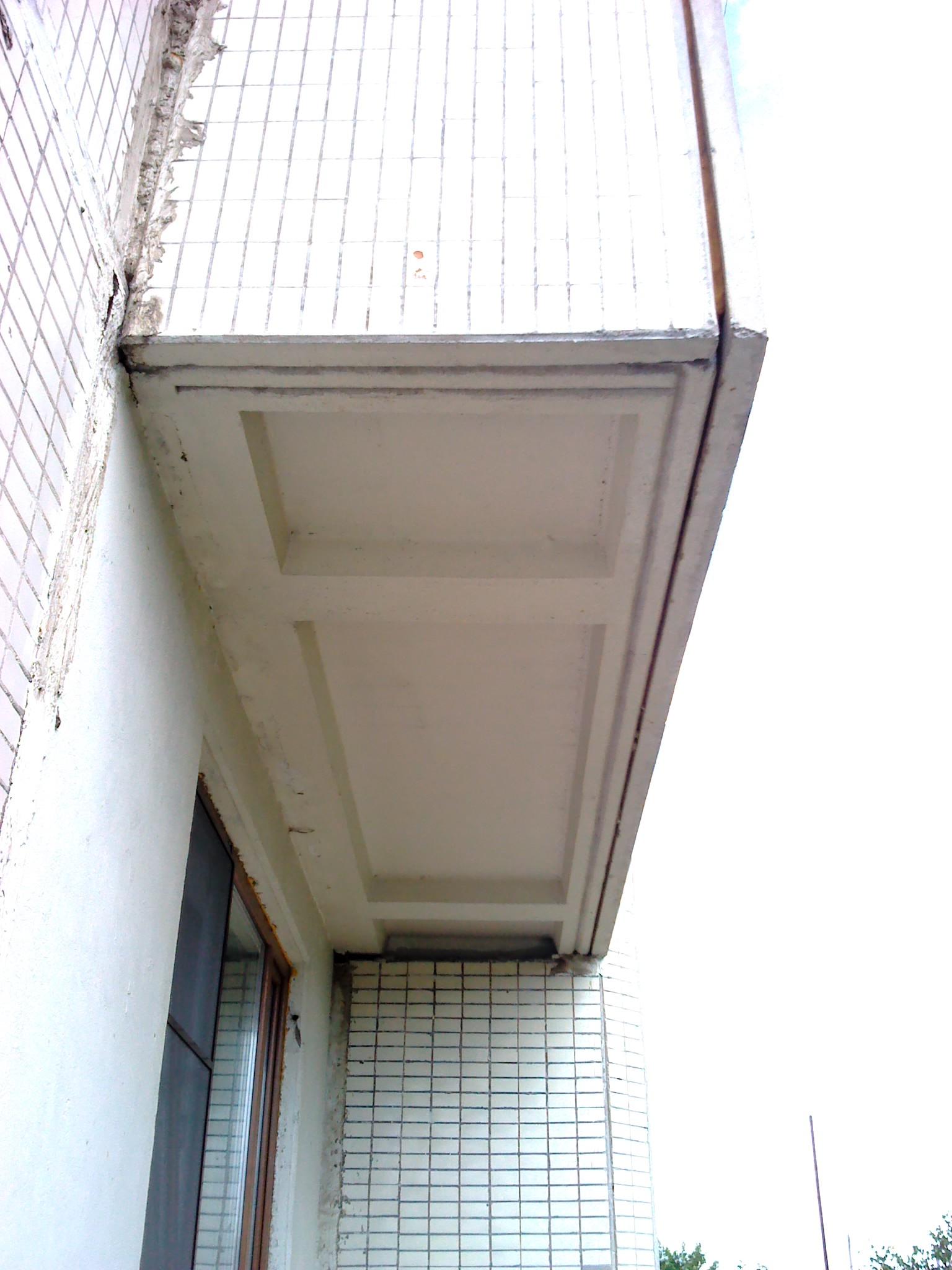 Перегородка на лоджии между мной и соседом - страница 2 двер.