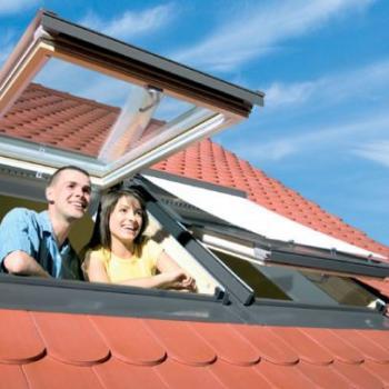 Правильная система вентиляции в мансардных окнах