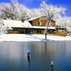 Зима в умном доме