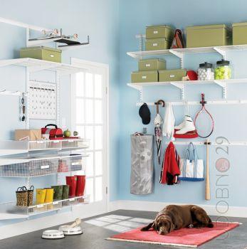 Стеллажи для дома без задней стенки: 7 стильных идей оформления