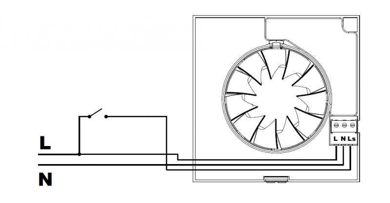 Схема вентилятора - Размер 47,41К, Загружен: 0