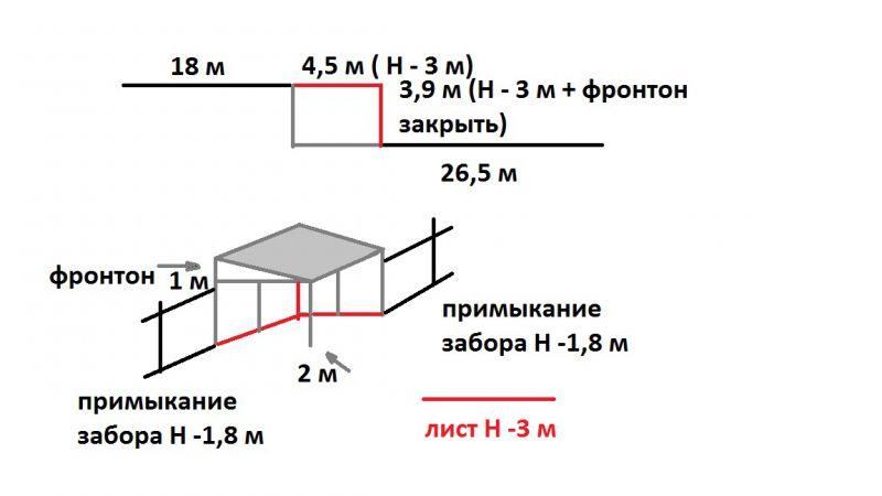 забор схема - Размер 87,13К, Загружен: 0