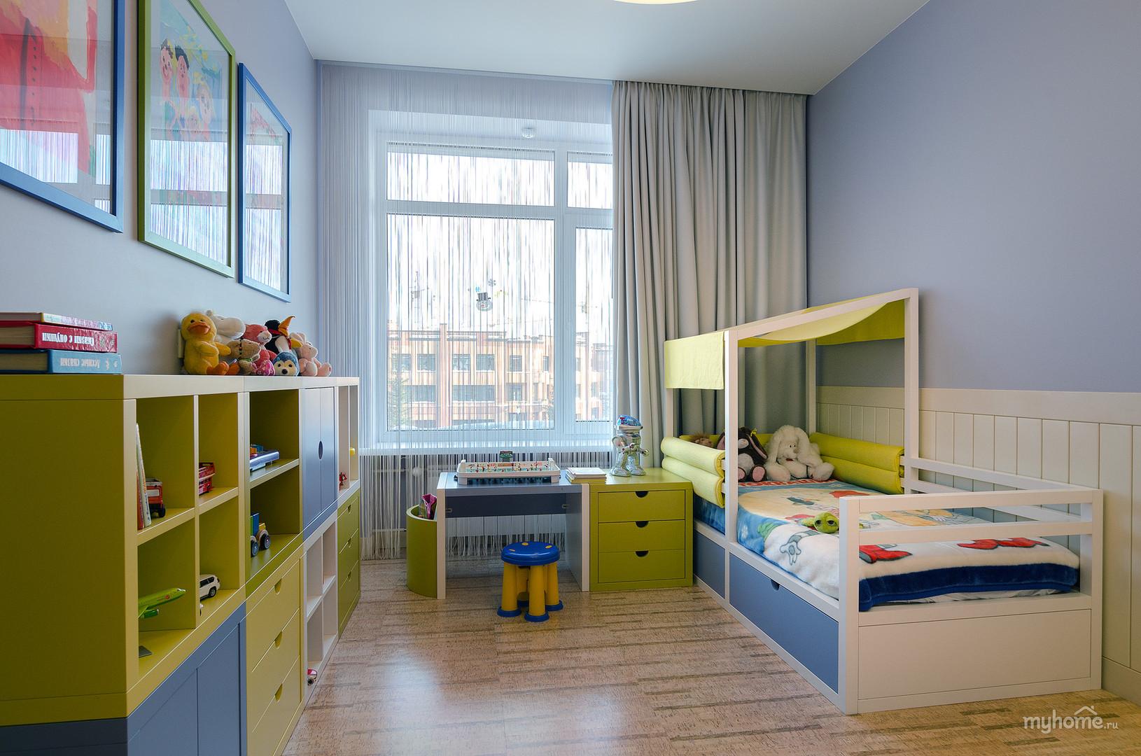 Детская комната икеа фото