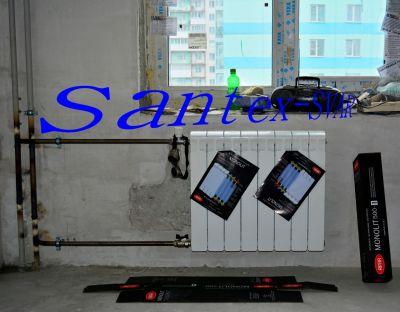 биметалл радиатор RIFAR Monolit - Размер 318,42К, Загружен: 340