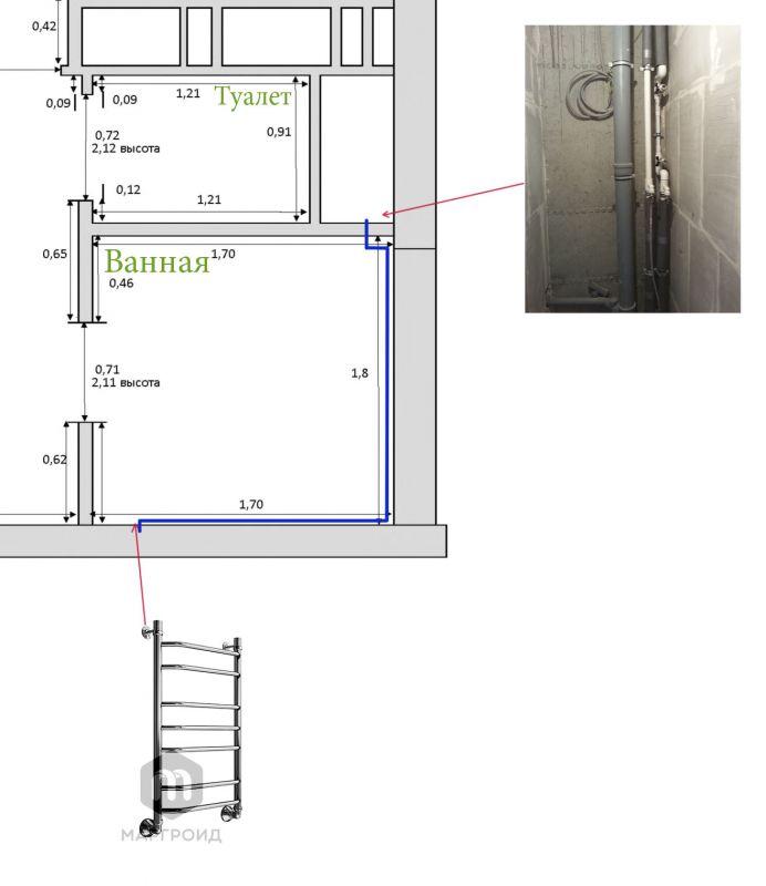 План ванной - Размер 106,53К, Загружен: 0