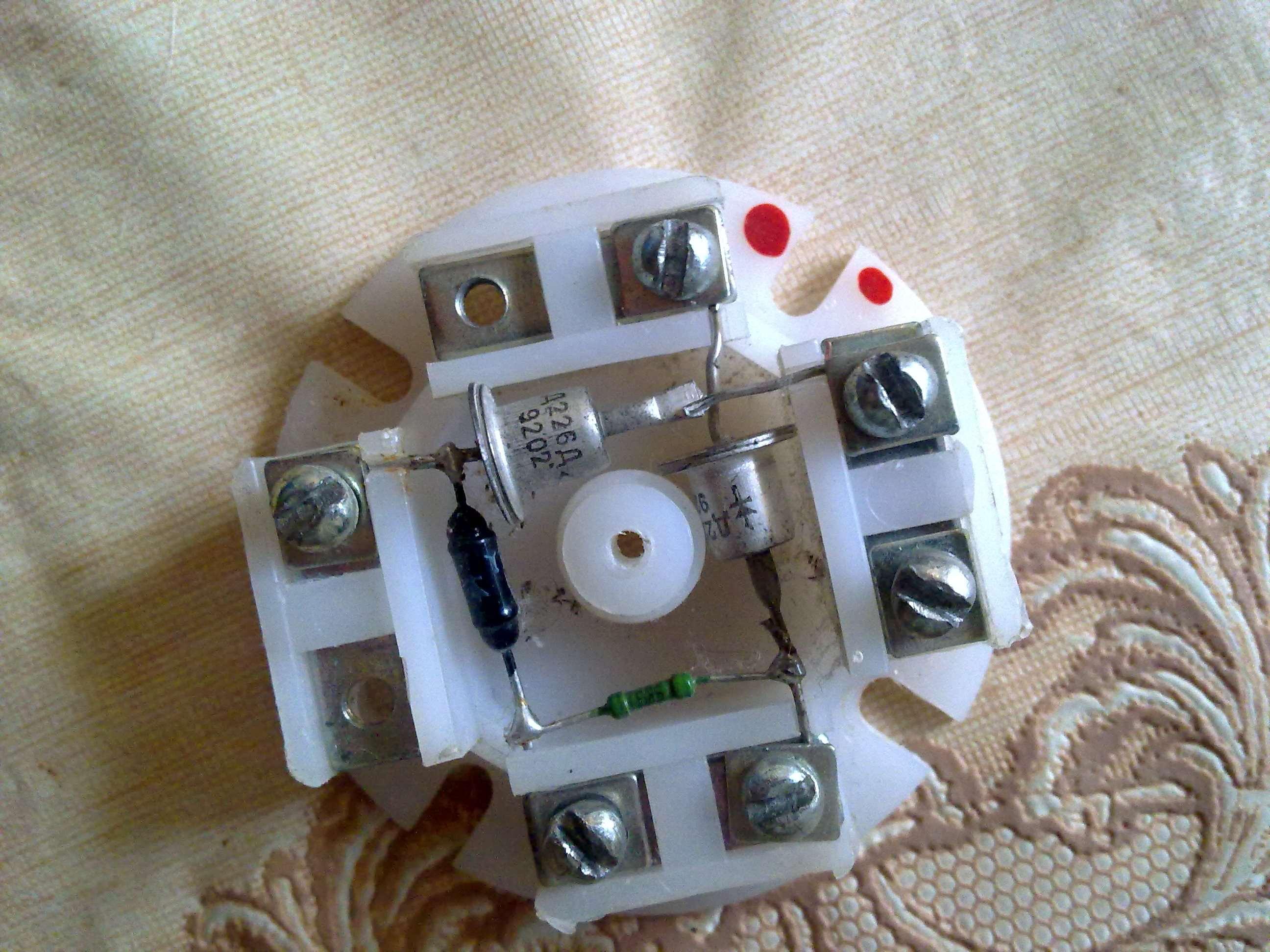 схема подключения телефонной станции