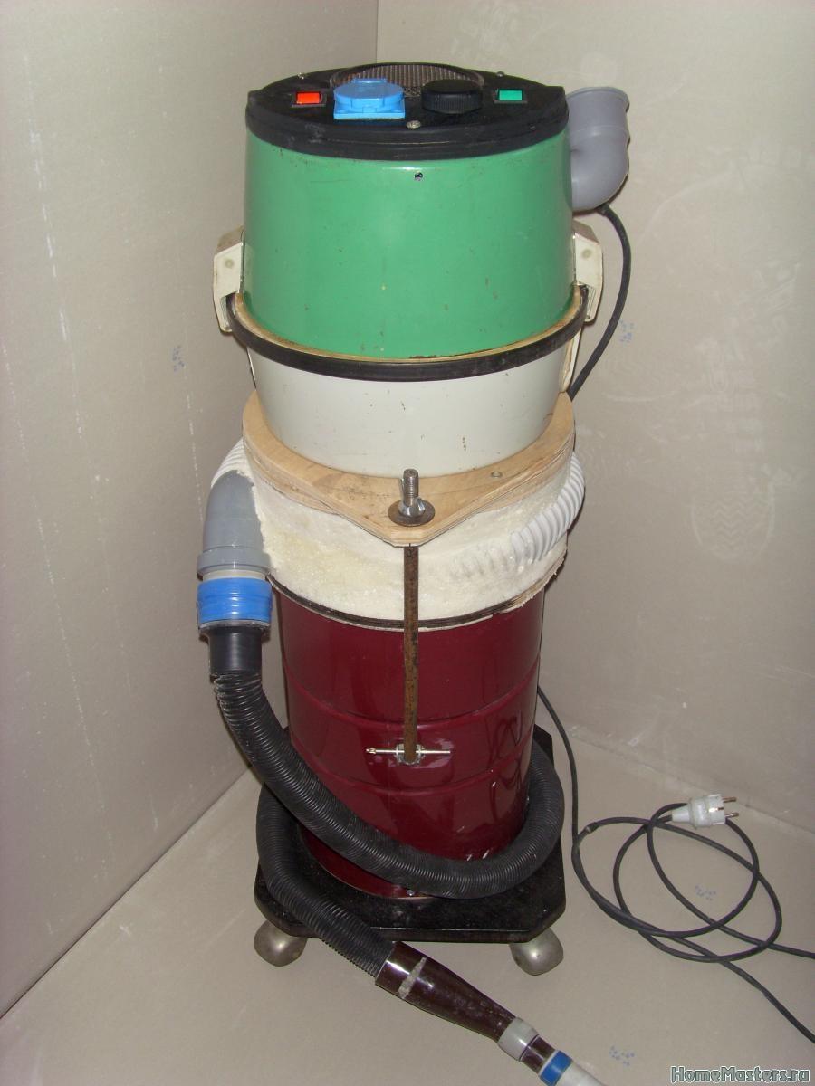 Фильтр циклон своими руками для бытового пылесоса 83