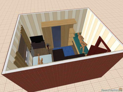 маленькая комната 2 - Размер 134,47К, Загружен: 0