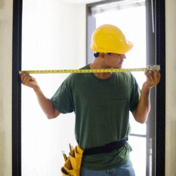 Как самостоятельно замерить дверной проем для заказа дверей