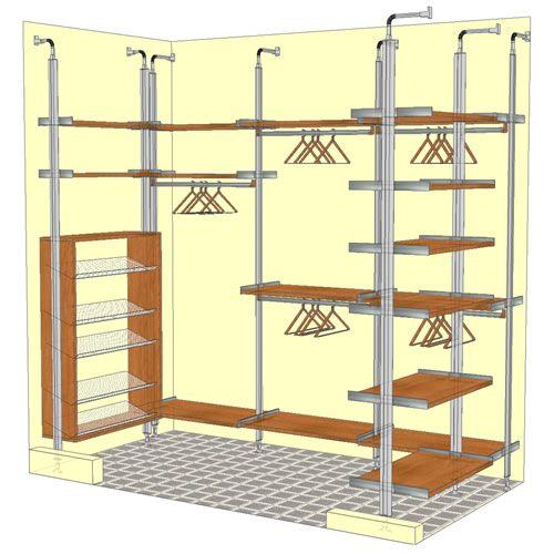 Гардеробная - страница 2 мебель и дизайн интерьера школа рем.