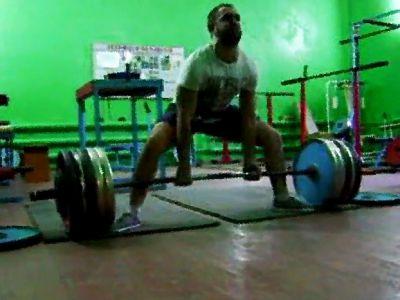 Становая тяга 215 кг - Размер 217,04К, Загружен: 0