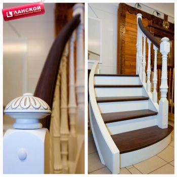 Выбираем лестницы в ТК «Ланской»