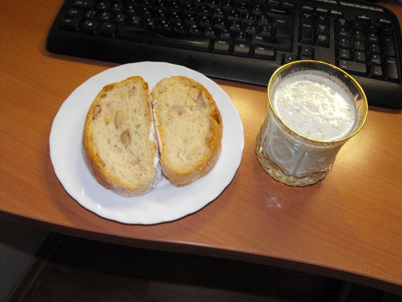 Завтрак на одного, с салом - Размер 365,19К, Загружен: 11