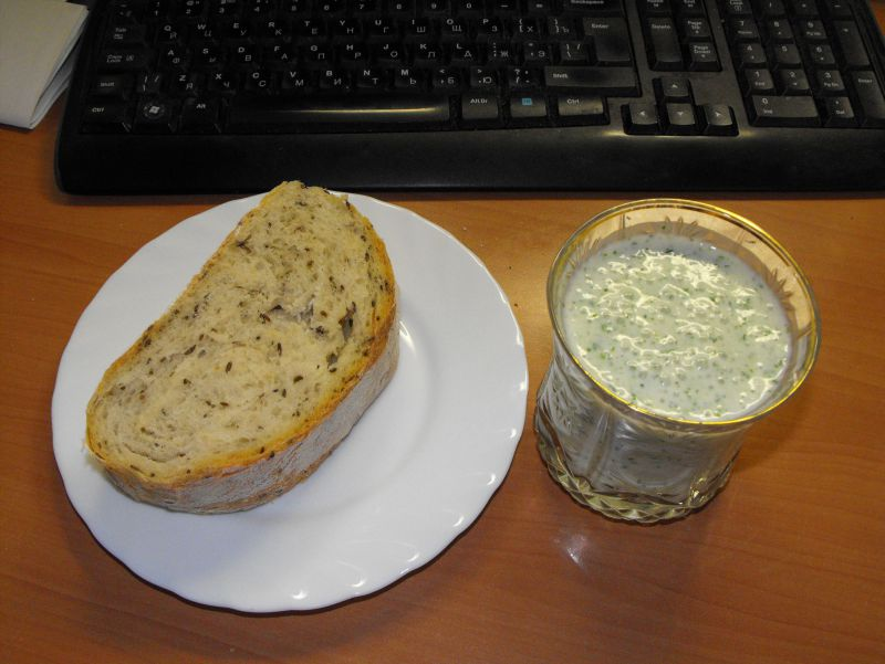 Завтрак на одного, с тмином - Размер 398,88К, Загружен: 11