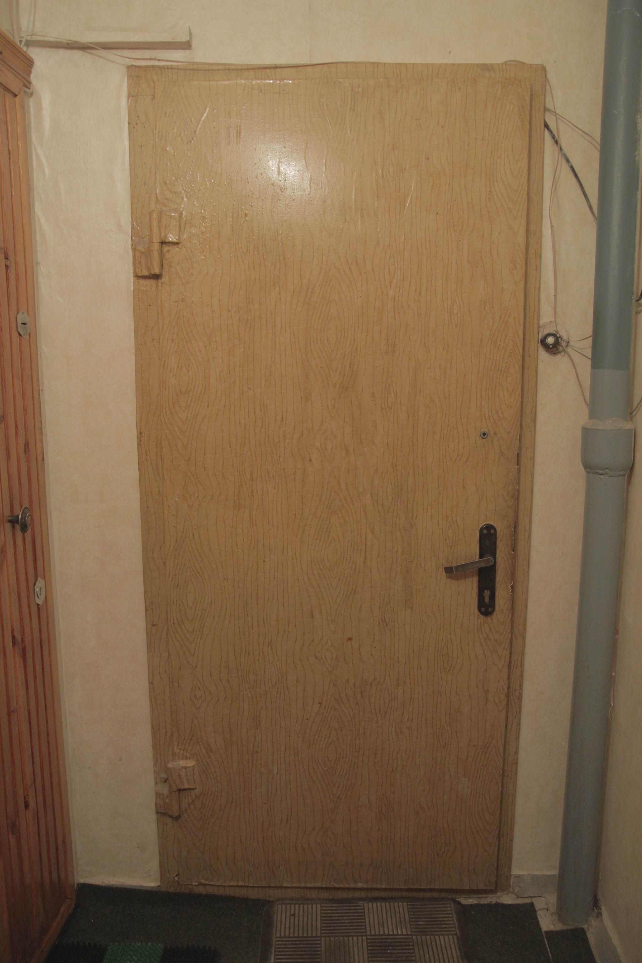 отделка двери самоклейкой фото того, чтобы