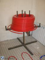 Бухта на разматывателе для труб - Размер 175,71К, Загружен: 349