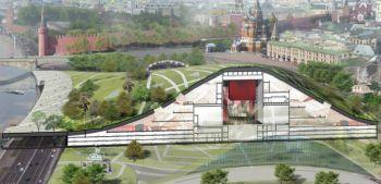 Стоимость строительства парка «Зарядье» может увеличиться вдвое