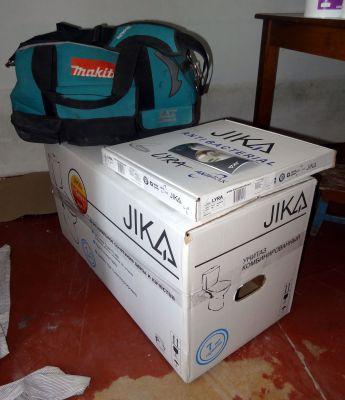 унитаз JIKA LYRA 8 - Размер 342,33К, Загружен: 0