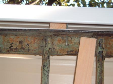 Крепление балконных рам к балкону. - страница 2 окна и остек.