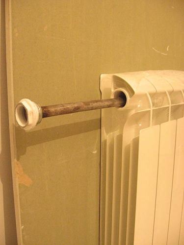 почему нет протока воды в радиаторе термобелье может быть