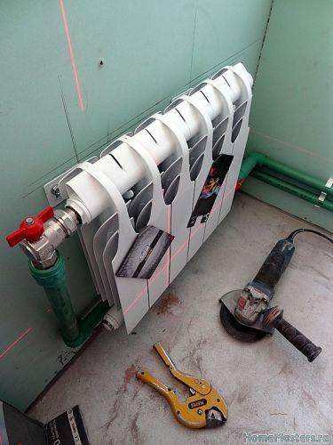 замена радиатора отопления полипропилен - Размер 158К, Загружен: 0