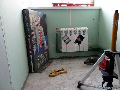 sira GLADIATOR радиатор отопления на балкон - Размер 150,18К, Загружен: 0