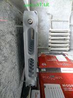 чугунная батарея KONNER Modern 1 - Размер 221,11К, Загружен: 358