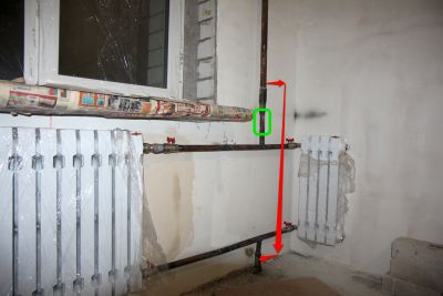 2 радиатора в угловой комнате 1 - Размер 937,15К, Загружен: 266