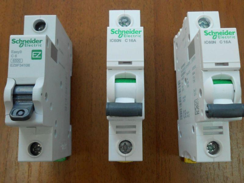 Автоматический выключатель 8 - Размер 240,2К, Загружен: 0