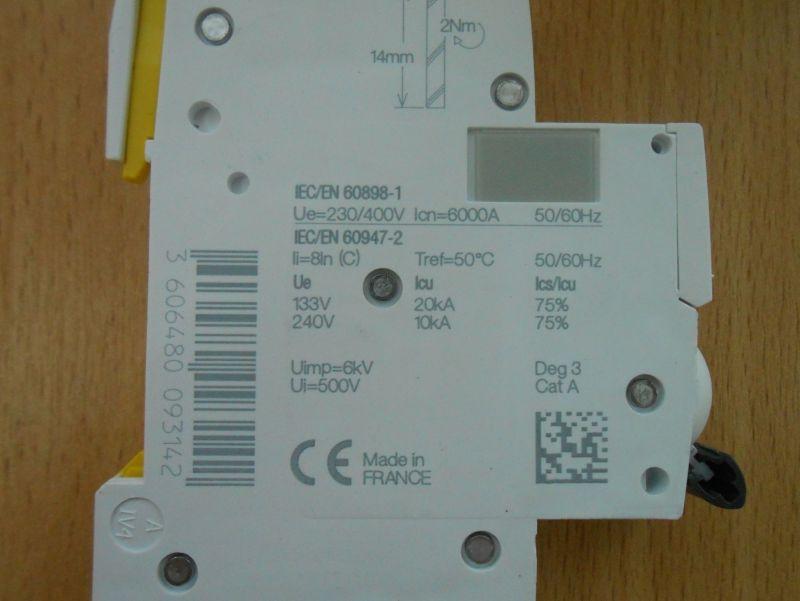 Автоматический выключатель 5 - Размер 245,77К, Загружен: 0
