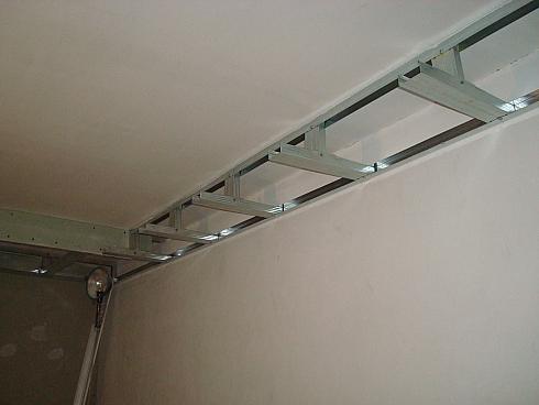 Двухуровневый потолок из гипсокартона своими руками двухуровневый