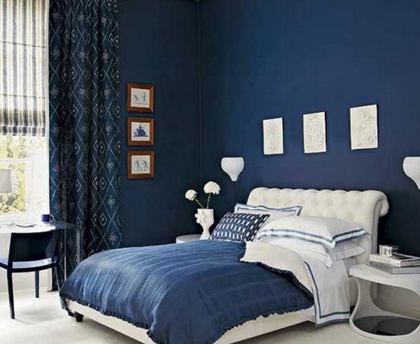 Синий цвет в интерьере - Размер 101,64К, Загружен: 0