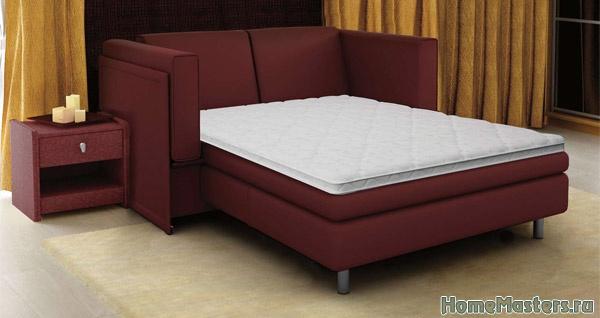диван с ортопедическим матрацем - Размер 41,21К, Загружен: 0
